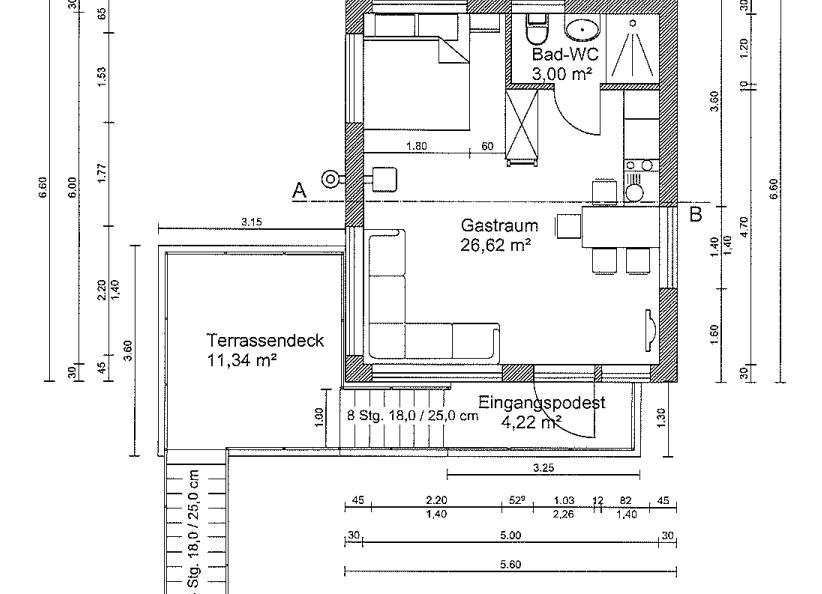 baumhaus rotkehlchenhaus