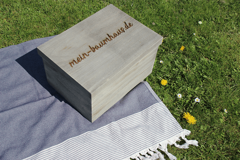 baumhaus picknick korb